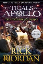 Tower of Nero (The Trials of Apollo Book 5) - 9780141364094 pre order books in Sri Lanka