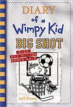 Big Shot Diary of a Wimpy Kid - 9781419749155 pre order books in Sri Lanka
