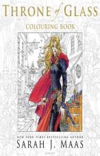 Throne of Glass Colouring Book - Maas Sarah J. - 9781408881422